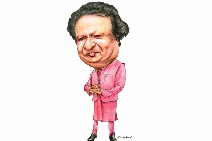 T P Sreenivasan IAS