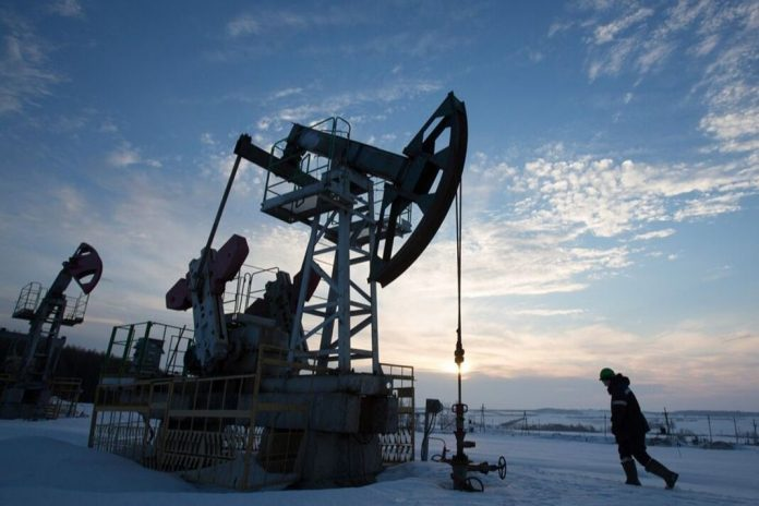 oil price goes up in international market