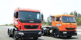 85 percent trucks still keep idle