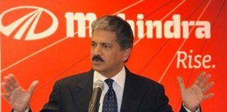 Anand Mahindra Twitter