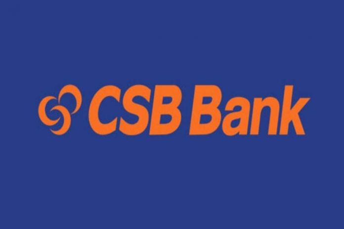 CSB Bank Q1 results: Net profit jumps three-fold