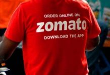 Zomato Delivery boy