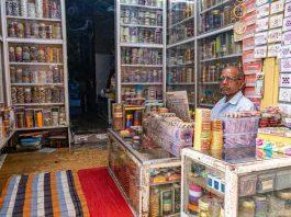 sad shopkeeper