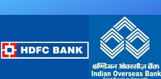 IOB and HDFC Results