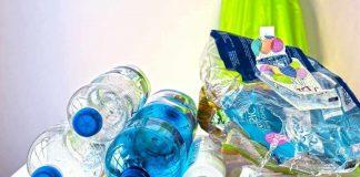 plastic bottle, cover