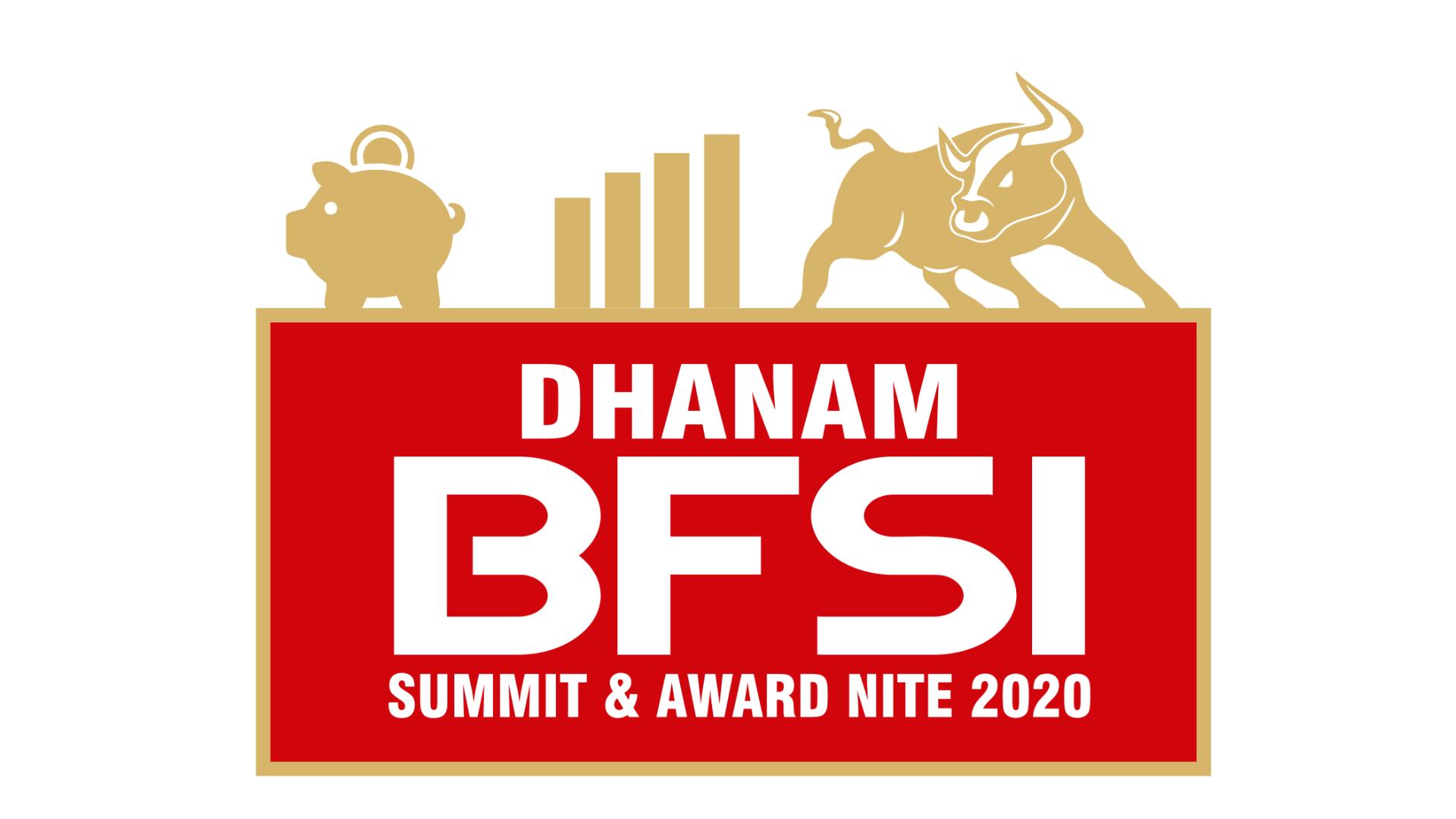 Dhanam BFSI Summit logo