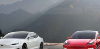 tesla suspends temporarily all its production