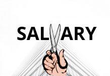 Salary reduction