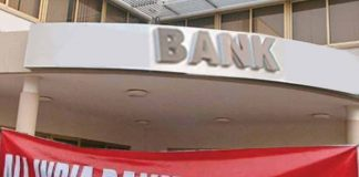 Bank Strike on March 27