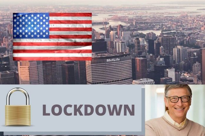 US Lockdown- Bill Gates