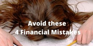 Don't do these financial mistakes in current crisis