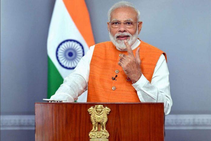 modi invites U S firms to invest in india