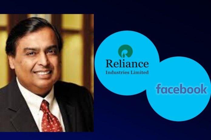 Reliance and facebook together make super app