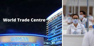 Combating coronavirus: Dubai World Trade Centre turns into massive field hospital Staff Reporter /Dubai