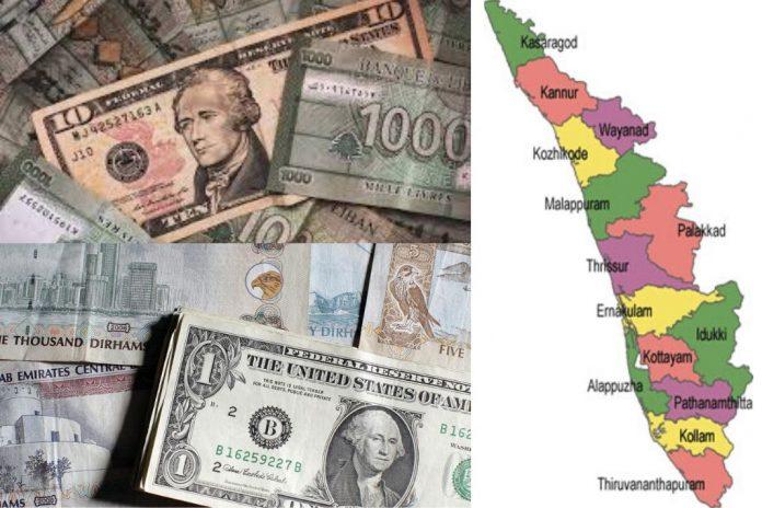 foreign exchange and kerala economy