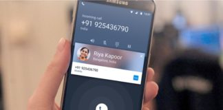 no leak of personal data: truecaller