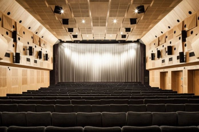German cinema theaters to cut short two third seats