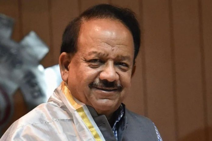 harsh vardhan to be elected as w h o board chairman