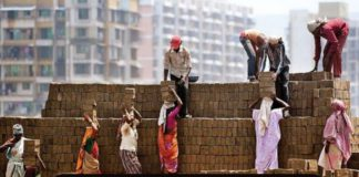 u p government suspends labour laws