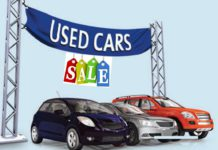 used car sales increasing