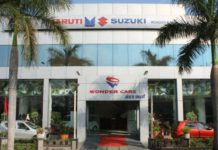 Maruti Suzuki posts growth for first time in six months;