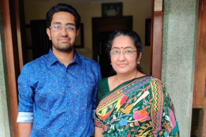 uthara ramakrishnan -one and only lady stock broker