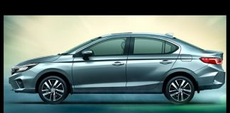 fnew honda city features