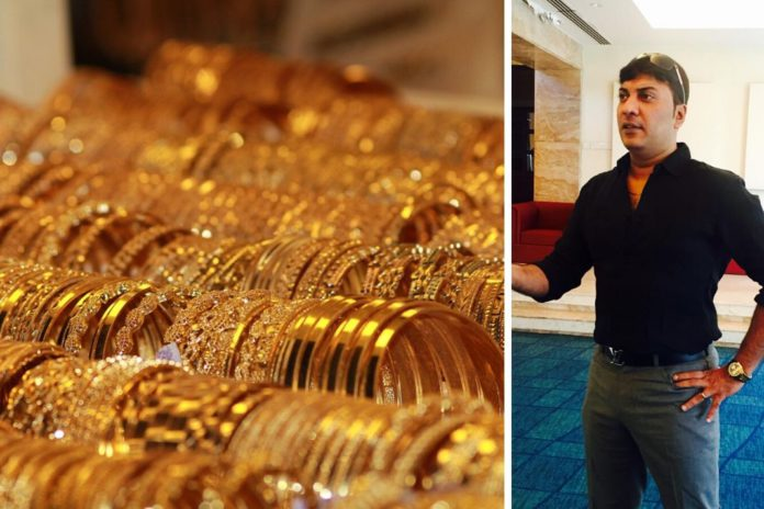 why not invest in gold now ? sooraj nair