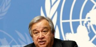UN expresses concern over India-China face off