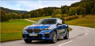 BMW X 6 launched in India