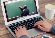 Those interested in teaching can become an online tutor