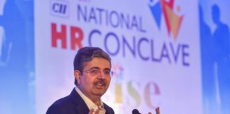 credit rating is matter of opinion-uday kotak