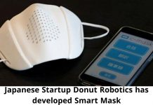 japanese-startup-donut-robotics-has-developed-smart-mask