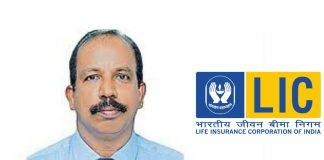 lic-new-regional-manager-p-radhakrishnan