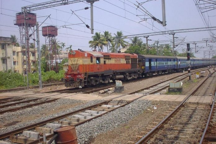 corona helps railway create history