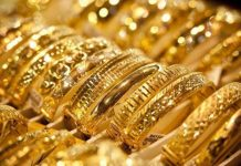 Increase in gold price goes on