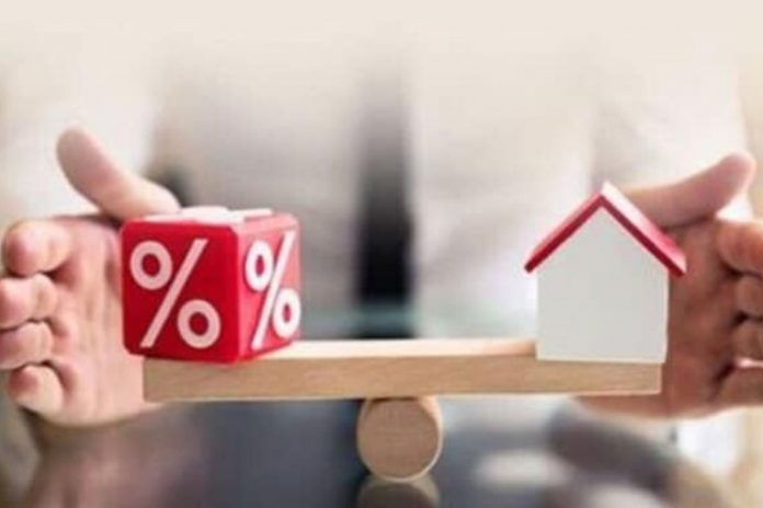 This is the reason why the interest rate on home loans falls by more than 7%.
