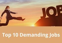 top 10 in demand jobs found by microsoft and linkedin