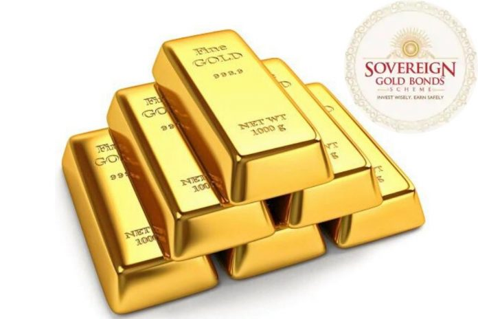 Sale of sovereign gold bonds at a record high in July in times of Covid-19