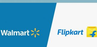Flipkart raises $1.2 billion from Walmart