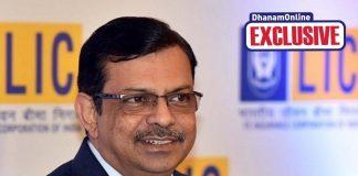 M R Kumar, LIC Chairman