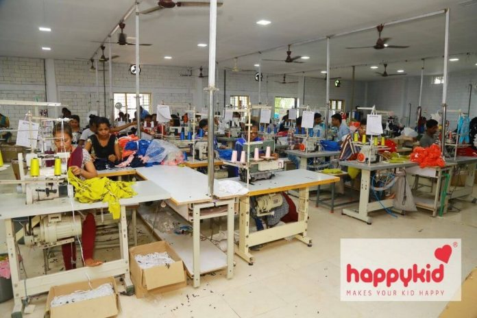 Happy Kid factory