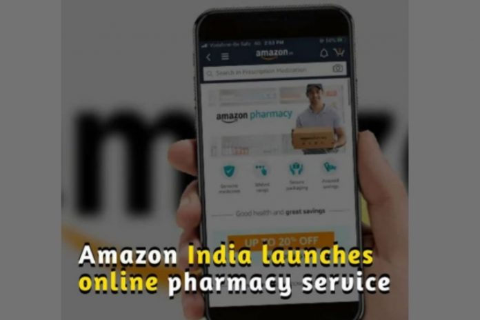 Amazon India launches online pharmacy service