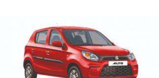 Maruti Suzuki's Alto crosses cumulative sales milestone of 40 lakh units in India