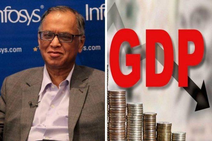 india -gdp-growth-hitting-lowest-since-1947-warns-n-r-narayana-murthy