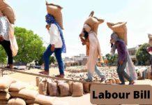 labour bill 2020