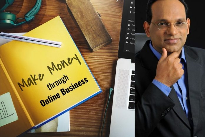 make money through online business