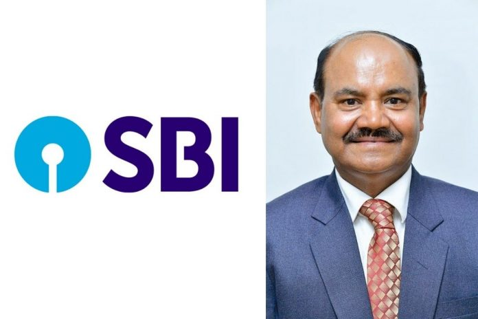 sbi chief general manager ML Das