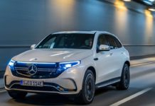 EQC, the first all-electric Mercedes SUV, launched in India