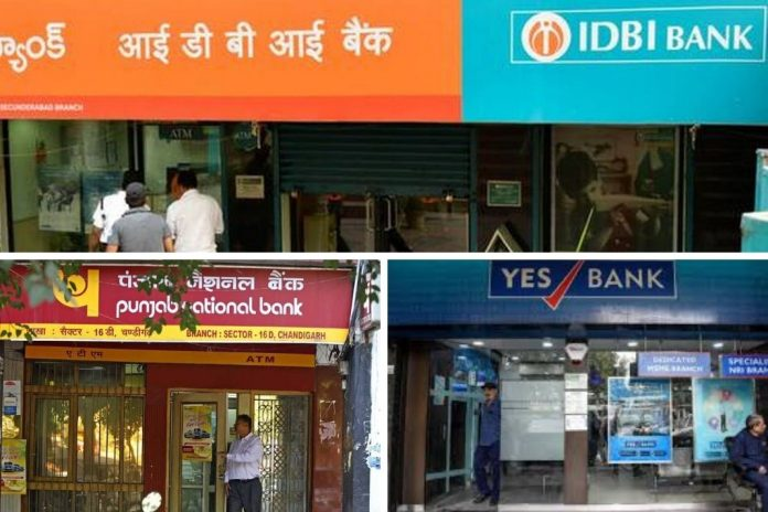10 out of 15 worst-performing bank stocks in Asia-Pacific are Indian —